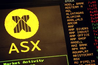 The ASX 200 finished 0.8 per cent ahead on Thursday.