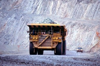 Top Australian miner BHP is seeking to lift its exposure to battery minerals like nickel as the electric vehicle revolution takes off.