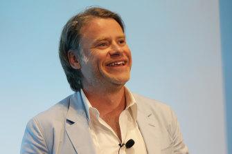Hawks director Radek Sali.