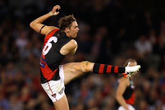 Daniher's injury issues kept him sidelined for most of the past two seasons.