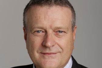 Former Virgin Australia Airlines group executive Rob Sharp
