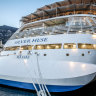Tourism hopes pinned to luxury liners docking in Perth for first time
