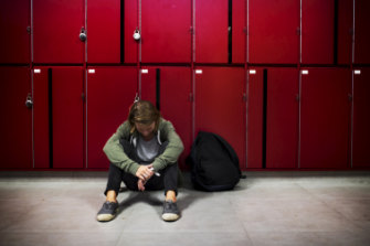 Research shows witnessing violence can impact teens as badly as bullying.