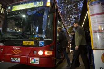 The Berejiklian government is privatising Sydney's last remaining bus routes in state-owned hands.