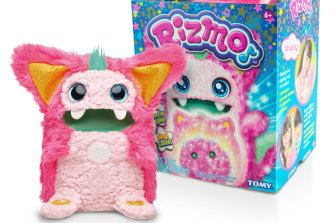 Rizmo is part Furby, part Tamagotchi, and may be a cult leader