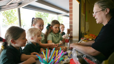 School tuck shops are exempt from Queensland food safety laws.