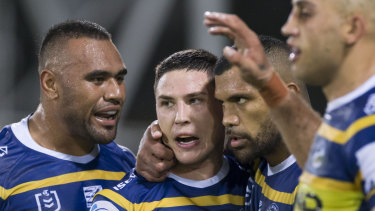 Mitchell Moses and Parramatta were way too good for Brisbane.