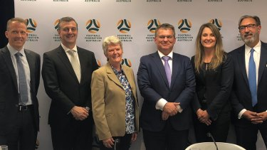 The FFA board says Canberra is a genuine option for future expansion.