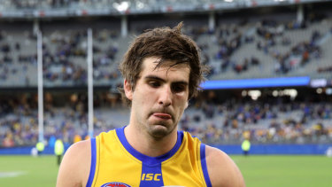 Andrew Gaff is staying with West Coast.