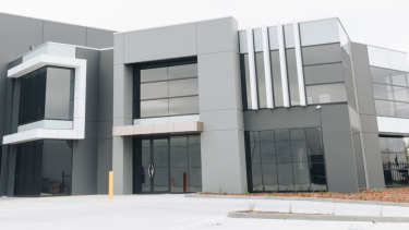 A seven year lease was negotiated for the custom-built 3592 sq m warehouse and office at 113 Frankston Gardens Drive in Carrum Downs.
