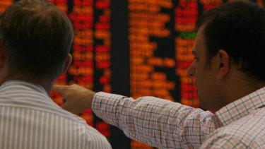 Australian and Asian sharemarkets sold off on Monday after Trump's trade threat.