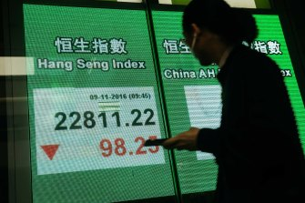 """Hong Kong's market regulator has spent years going after what it has called """"nefarious networks""""."""