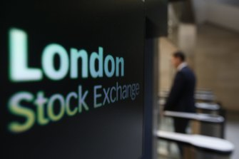 With Wall Street closed, European markets took centre stage,