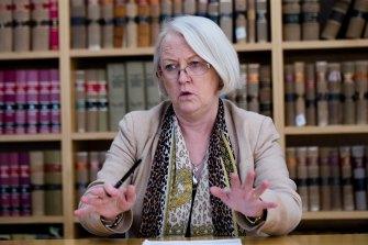 University of Technology Sydney Professor of Law, Joellen Riley Munton.