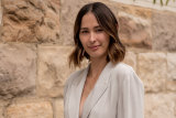"""Resort style of dressing helps Eleanor Pendleton """"feel instantly put together in a way that's nonchalant, not contrived."""""""