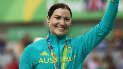 'He never gave up hope:' Anna Meares on grief, love and new beginnings