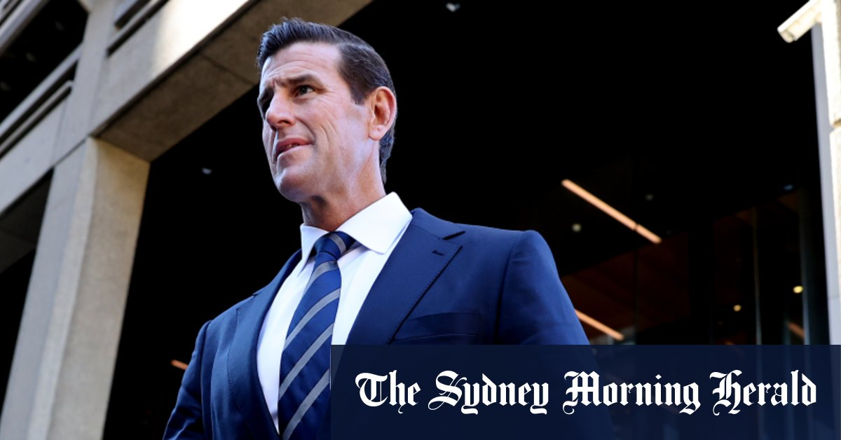 Ben Roberts-Smith involved in six murders in Afghanistan court hears – Sydney Morning Herald