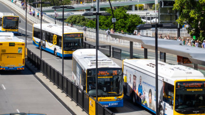 Brisbane's busiest buses revealed ... and how many people were left behind