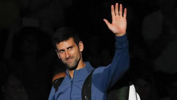 Djokovic to reclaim top spot as Nadal withdraws from Paris Masters