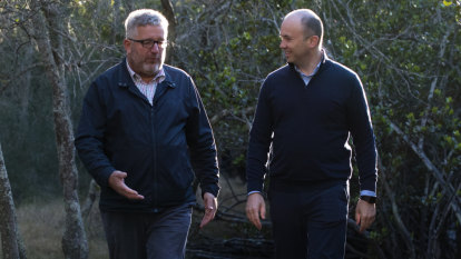 NSW minister proposes 10-fold increase in national park creation rate