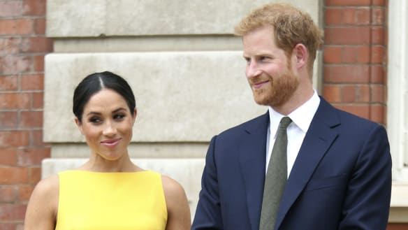 Meghan and Harry to visit Queensland next month