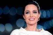 """Angelina Jolie entered menopause early due to radical, cancer-preventive surgery. She has said she """"loves"""" being in menopause."""