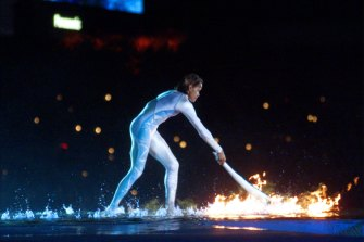 It's almost two decades since Cathy Freeman lit up the Sydney 2000 Olympics.
