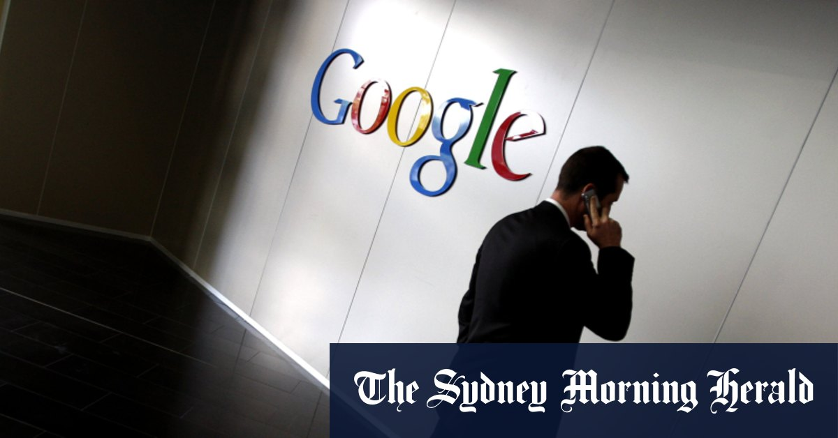 Google pushing MPs to reject 'one-sided' code to have them pay for news