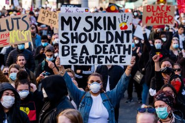 Court of Appeal rulez Sydney Black Lives Matta protest be authorised