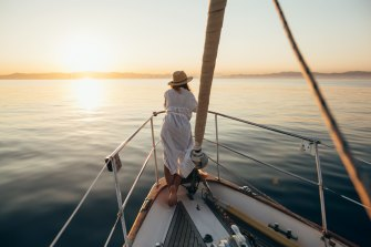 Solo travel is celebrated as a rite of passage for women.