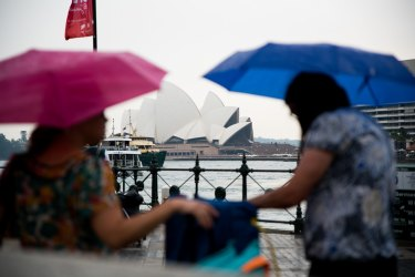 More rain, including possible thunderstorms, is on the way for eastern NSW including Sydney.