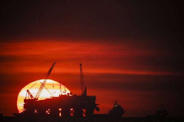 Gas giants Santos and Woodside are planning to develop large new gas fields off the coast of Australia.