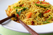 Singapore noodles recipe.