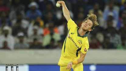 Turn on: Zampa hoping to be a World Cup power player