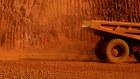 Fortescue is gradually producing more high grade iron ore.