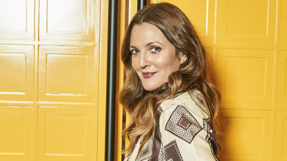 Drew Barrymore's aura of calm as she reunites with ex-husband after 15 years