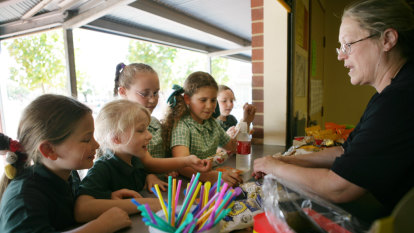 Tuck shops exempt from Queensland's food safety rules