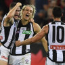 Collingwood mid-season report card