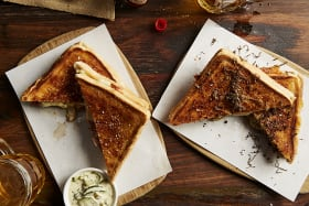 Truffle toasties to karaoke: Three new all-weather rooftop bars to try