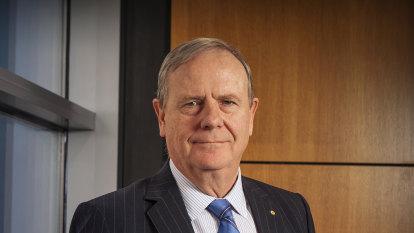 Coronavirus a bigger short-term risk than climate: Future Fund chairman Peter Costello
