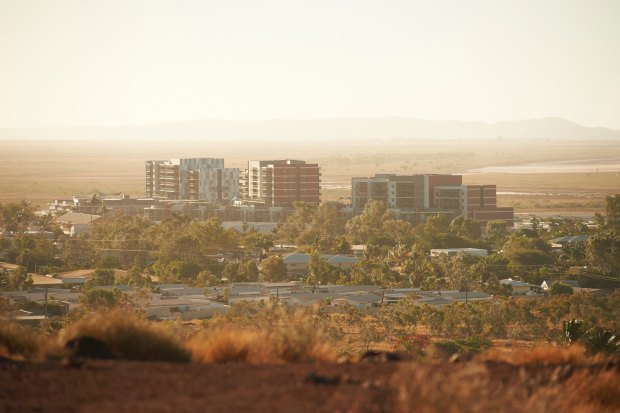The WA government will slash land prices in Karratha to stimulate building activity.
