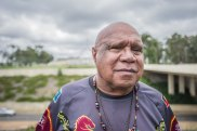 Archie Roach learned more about the stolen generations after writing his song Took the Children Away.
