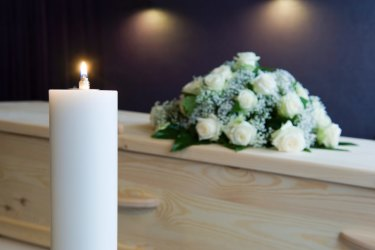 Could tap 'n' go replace flowers as a funeral favourite?
