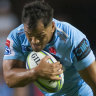 'Carnage wherever he goes': Waratahs laud Hunt's defensive grit