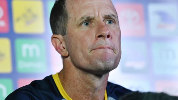 Crows coach Pyke: 'We made some mistakes - that's what humans do'