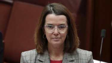 Social Services Minister Anne Ruston is seeking Parliamentary support for the  drug-testing trial.