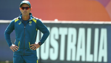 Justin Langer's methods are raising questions among his players.