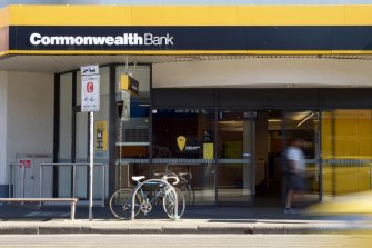 Commonwealth Bank will re-deploy 500 branch staff to call centres and online operations.
