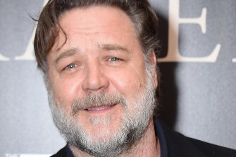 Russell Crowe is directing and starring in the thriller Poker Face.