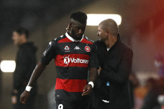 Wanderers coach Carl Robinson can see the merit in keeping the five-sub rule beyond the pandemic.
